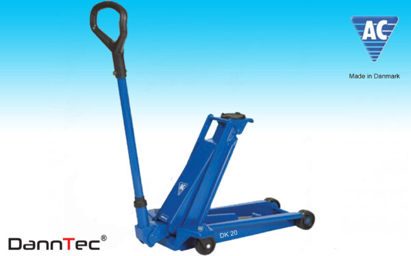 DK 20 AC Hydraulic Wagenheber