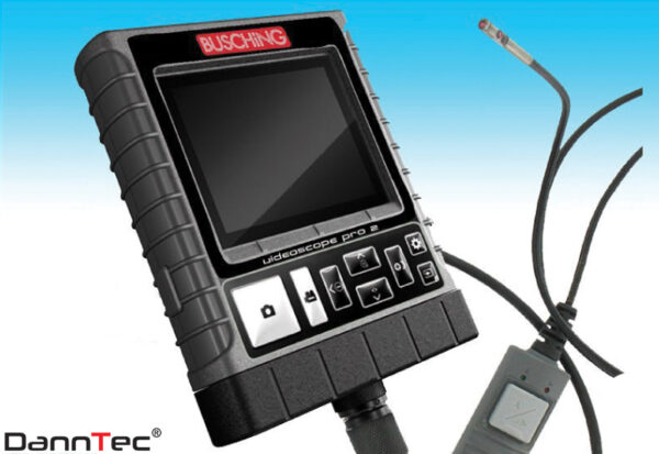Endoskop PRO 3 2-Kamerasonde 4,9 mm Boost Busching