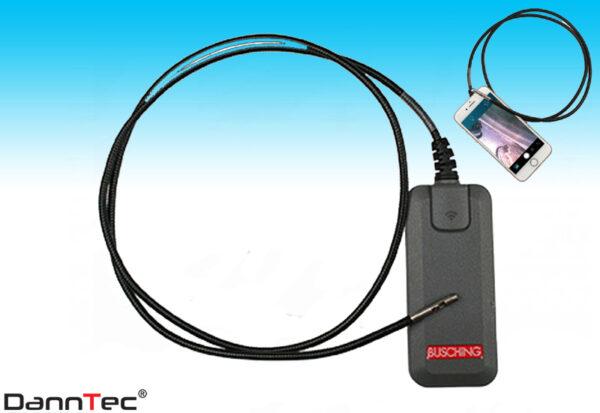Endoskop WLAN 2-Kameratechnik Busching