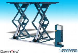 Nussbaum Doppelscheren Hebebühne Jumbo Lift NT 3200