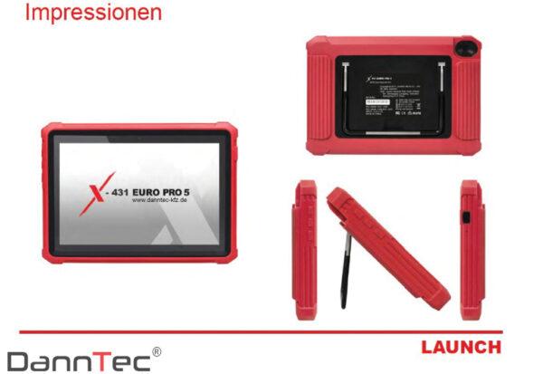 Launch PRO 5 Deutschland